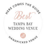 Tampa Bay's Best Wedding Venues
